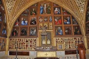 Часовня Св. Креста на Карлштейне